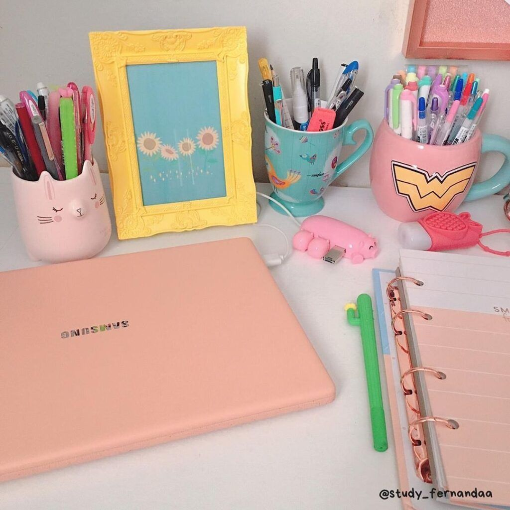 como organizar os estudos em casa